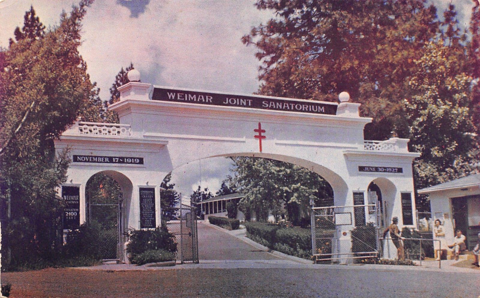 Weimar Joint Sanitorium